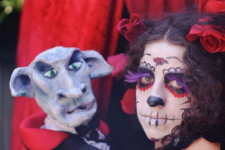 thunderkat skull puppet
