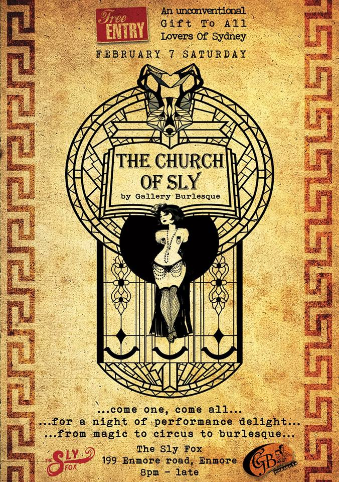 church of sly