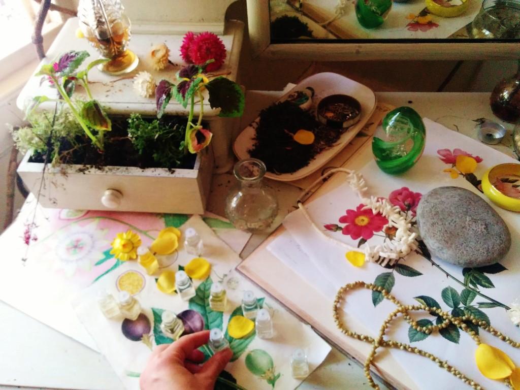 dresser floral fragrances